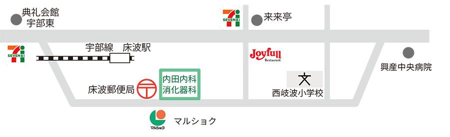 器 消化 科 内科 内田